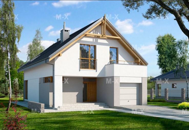Строительство дома начинается с создания хорошего проекта