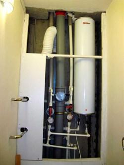 Узкие водонагреватели