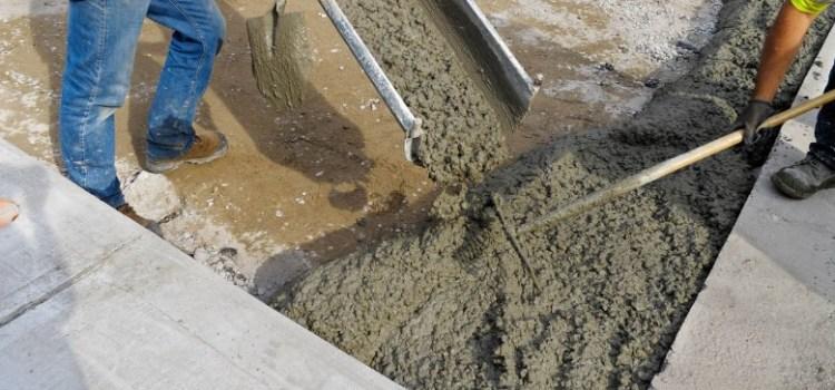 Из чего состоит бетон?