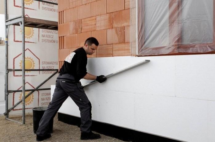 Выбираем пенополистирол для утепления фасада