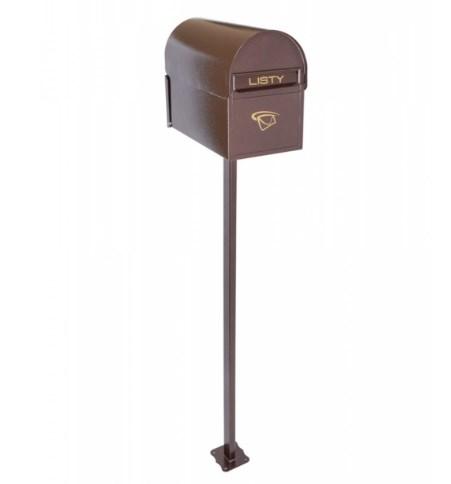 стоячий почтовый ящик