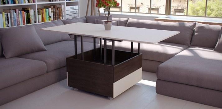 Практические решения: раскладные обеденные столы трансформеры Stylbest