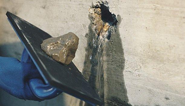 ГидроПломба для гидроизоляции