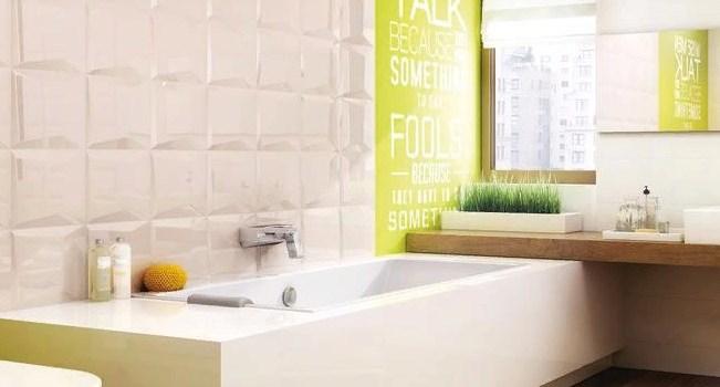 Какого размера плитку выбрать для ванной комнаты