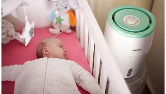 увлажнитель филипс для детской комнаты