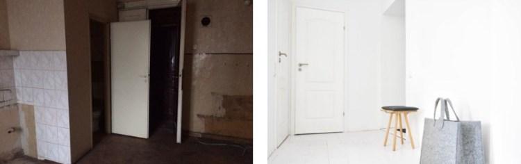 реставрация старых дверей фото