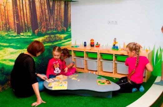 Как организовать интерьеры детской комнаты