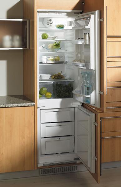 шкаф пенал с холодильником