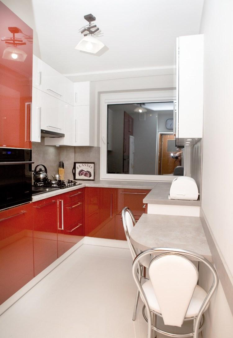 маленькая кухня фото интерьеров