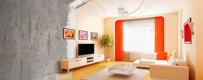 ремонт квартиры в новострое