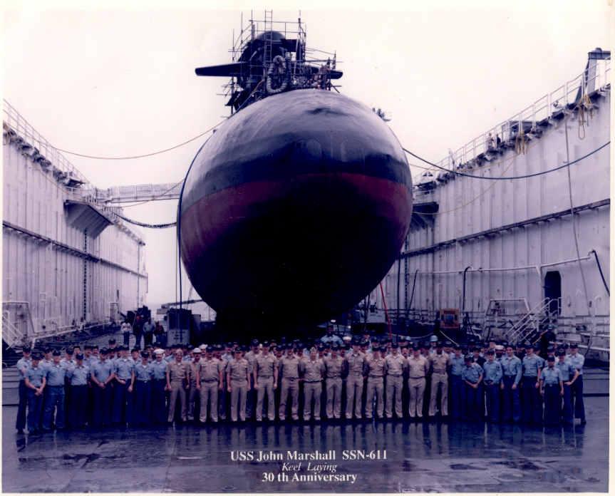 Buried Submarines Hanford
