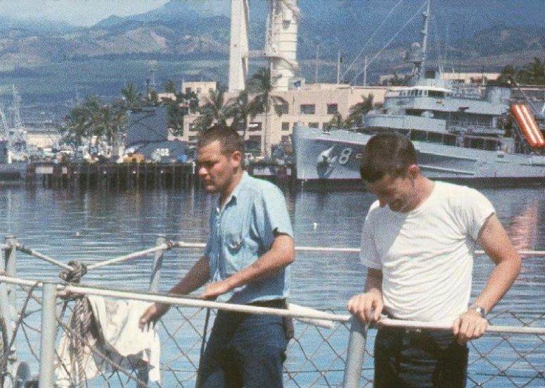 Yokosuka Naval Base Us 1966