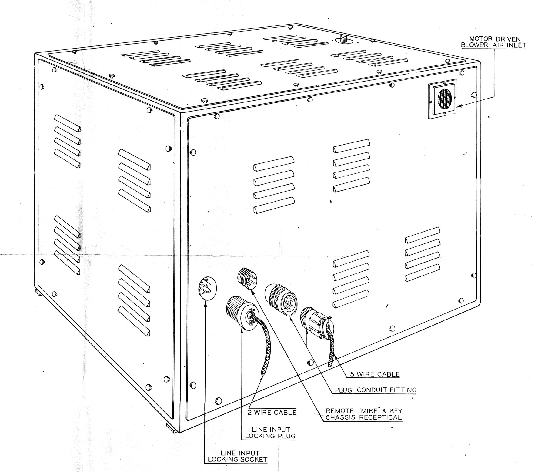 Us Navy Vhf And Uhf Transmitters Amp Transceivers