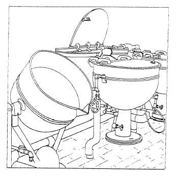 Steam-Jacketed Kettle