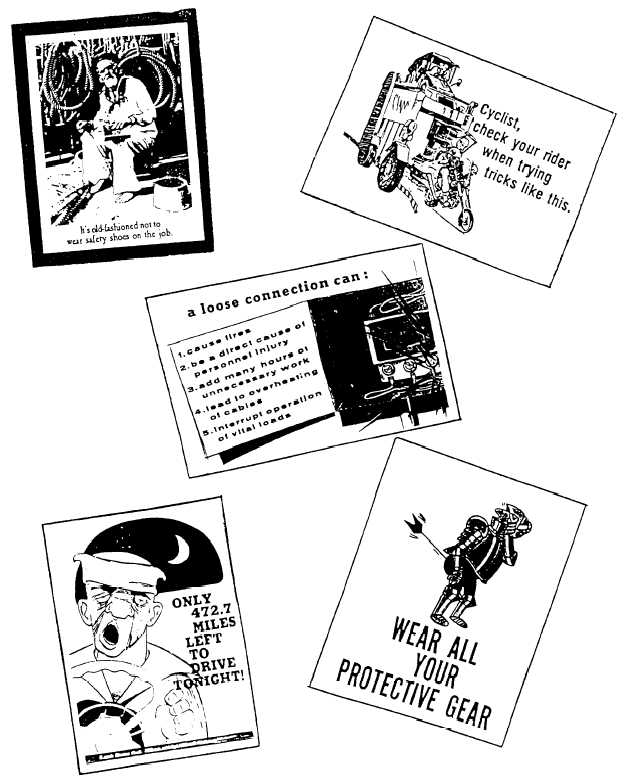 Figure 2-1.-Safety posters