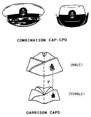 CPO Caps and Their Insignias
