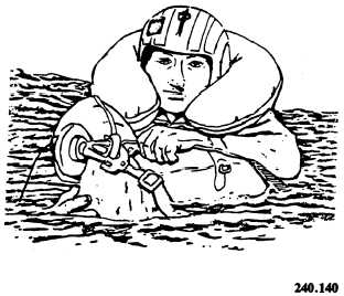 Forest Penetrator With Flotation Collar (Swimmer-Assisted