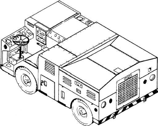 NC-2A Mobile Electric Power Plant (MEPP)