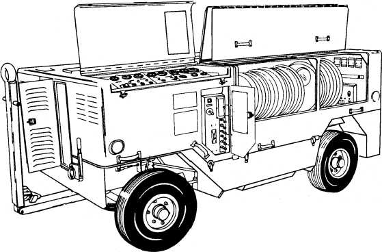 NC-8A Mobile Electric Power Plant (MEPP)