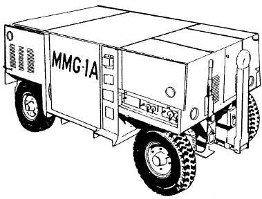 MMG-1A Mobile Electric Power Plant (MEPP)