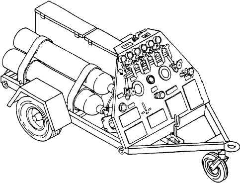 A/M26U-4 (NAN-4) Nitrogen Servicing Unit