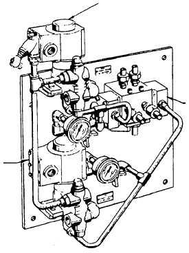 Figure 4-17.Launch-valve hydraulic lock valve