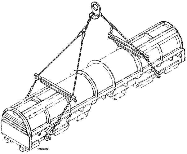 MK 109 MOD 1 CONTAINER LIFTING SLING