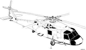 Figure 2-16.--H-60 helicopter.