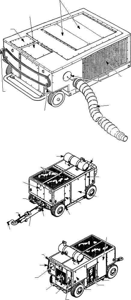 Figure 11-18.--A/M32C-21 trailer-mounted air-conditioning