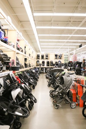 Picking out the perfect stroller