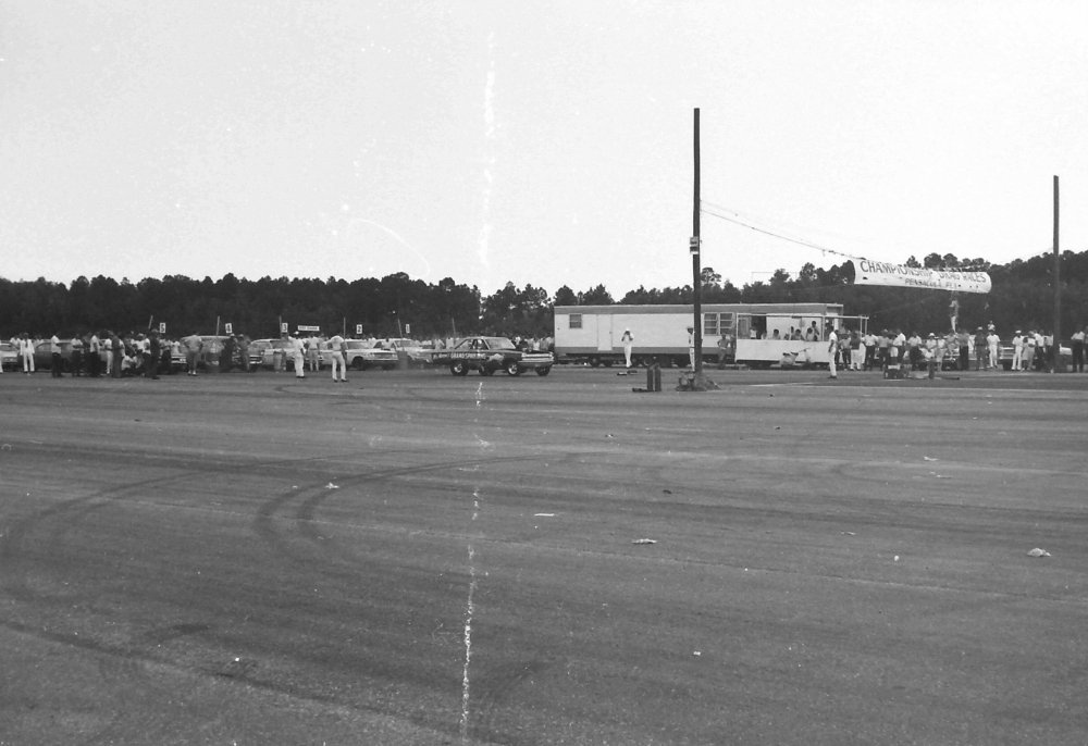 NCTC Corry Field Pensacola FL circa 19631964  from
