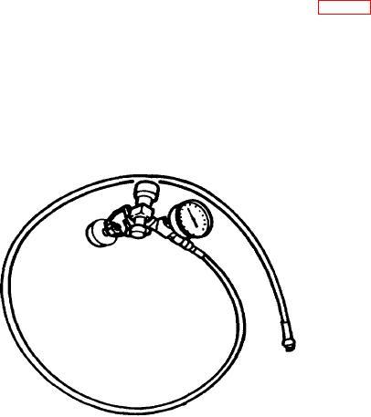 Figure 1-2. Fill Hose and Manifold