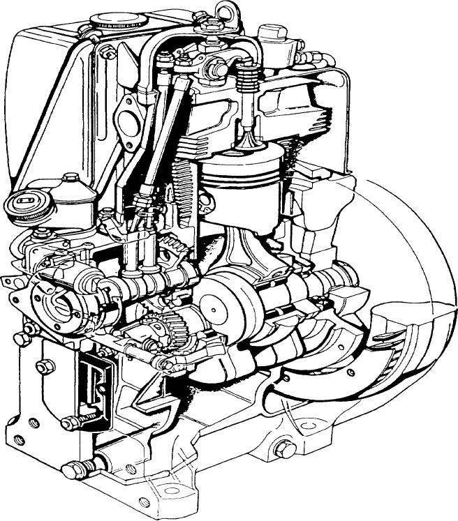 Appendix A. DIESEL ENGINE REPAIR MANUAL ILLUSTRATED PARTS LIST