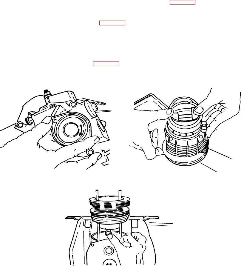 Figure A-43. Piston and Cylinder