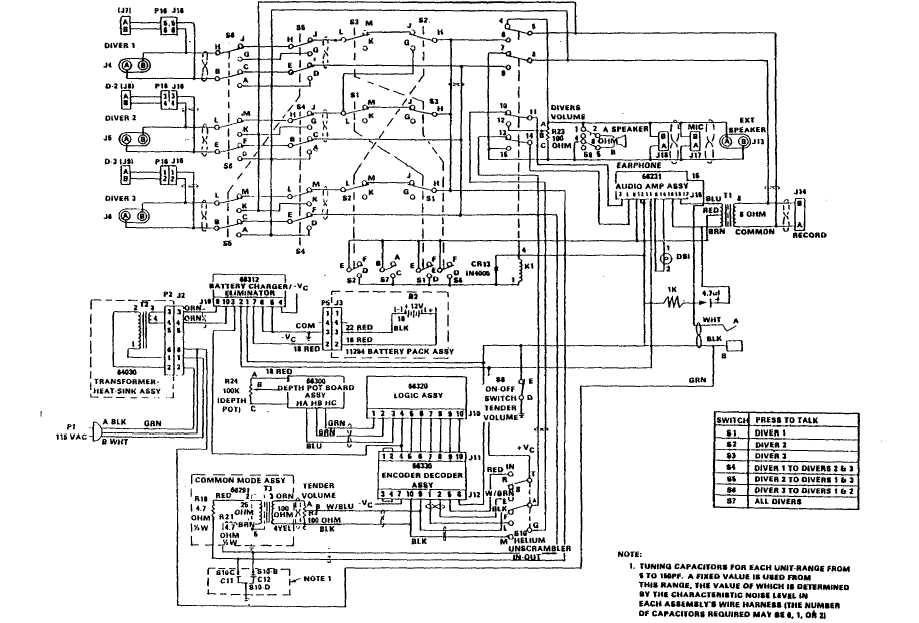 Schematic Electrical – The Wiring Diagram