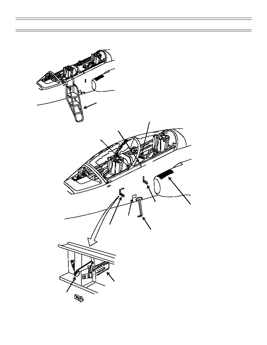 Figure 4: T-45 Ladder & Aircraft Boarding System
