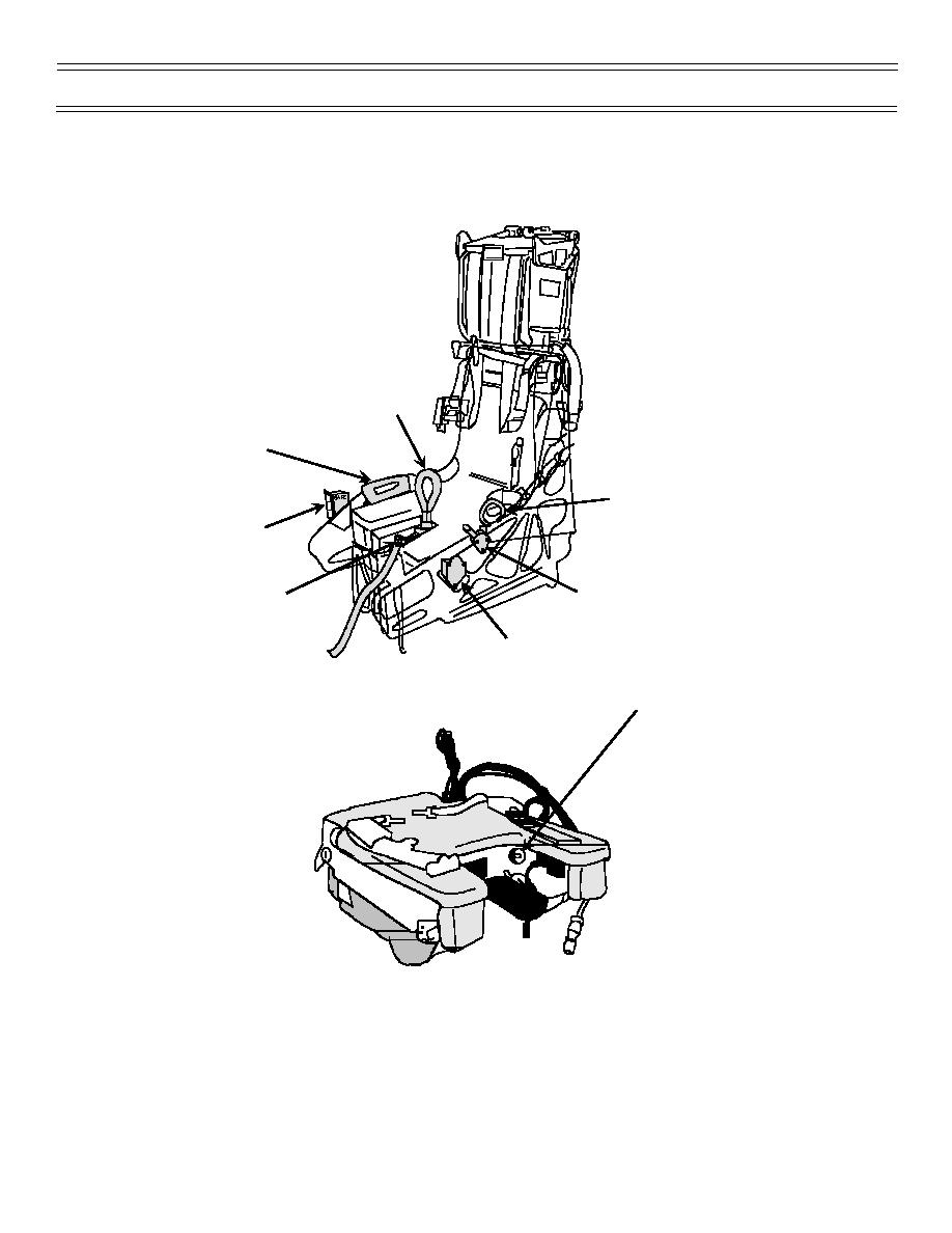 Figure 5: Ejection Seat Controls