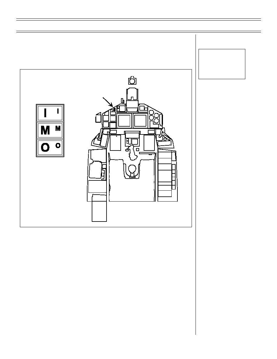 Figure 12: VOR/ILS System--Marker Beacon Lights