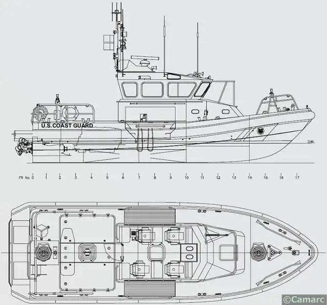 RB-M Self Righting Patrol Boat Response Boat Medium All