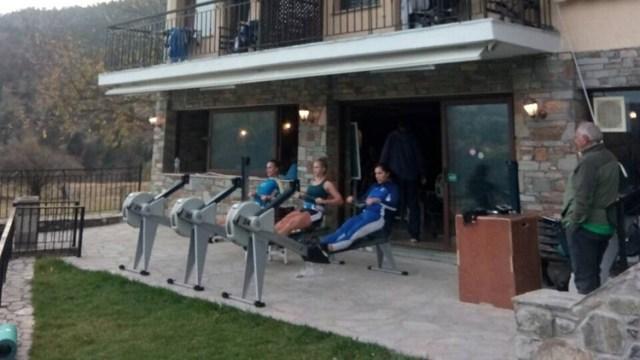 Προετοιμασία σε υψόμετρο στα Γρεβενά για εννέα αθλητές της Εθνικής ομάδας