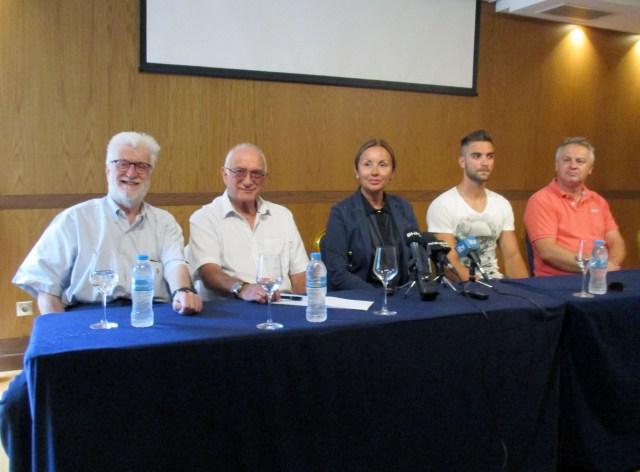 Τα Γιάννενα στοχεύουν στο να γίνουν  διεθνές κέντρο Κωπηλασίας
