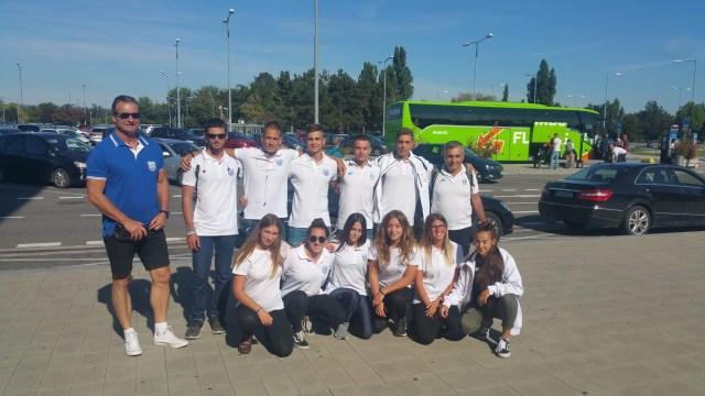 Οι ελληνικές ελπίδες του κάνοε – καγιάκ στους αγώνες Olympic Hopes στη Σλοβακία