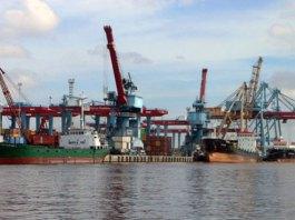 Pelabuhan Tanjung Kijing Pontianak Kalimantan barat