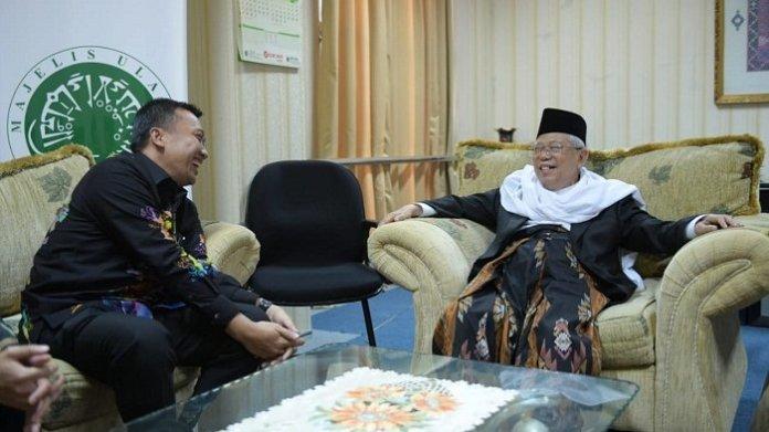Menpora Imam Nahrawi Minta Doa Ulama untuk Asian Games 2018