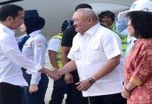 Jokowi Berkunjung Ke Palembang