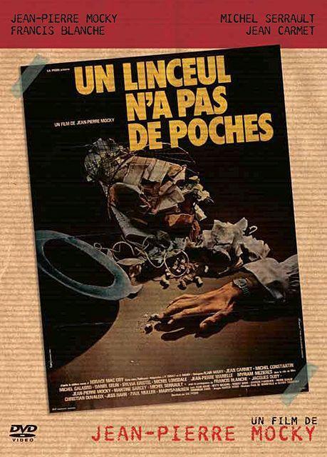 Un Linceul N'a Pas De Poches : linceul, poches, Linceul, Poches, Jean-Pierre, Mocky, (avec, Lui-même,, Marielle…)