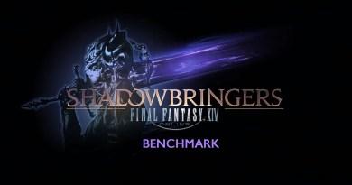 Benchmark Shadowbringers
