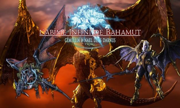 L'Abîme infini de Bahamut – Gémellia & Nael