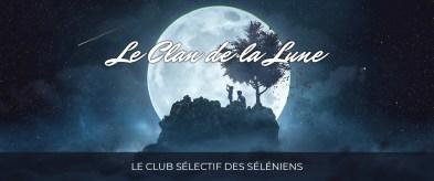 Bouton - Rejoins le Clan de la Lune
