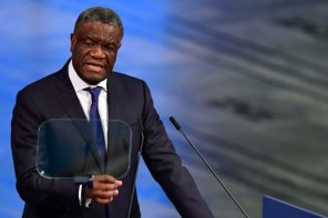 Interview with Dr Denis Mukwege –  Nobel Peace Prize Laureate & women's right champion